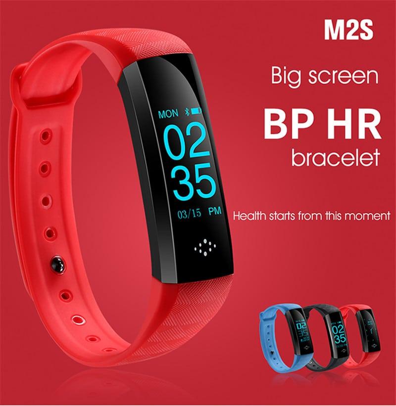 Invella M2s Smart Band Fitness Band Smart Bracelet
