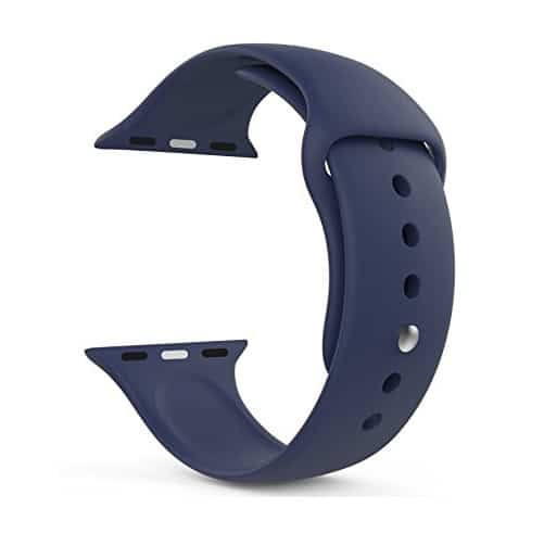 Apple watch band, invella Soft Silicone Replacement Wrist