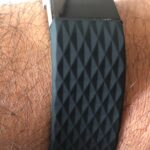 invella Silicon Straps for Fitbit Charge 2 / HR (Black) - Large photo review